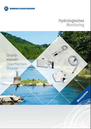 "Katalog ""Hydrologisches Monitoring"""