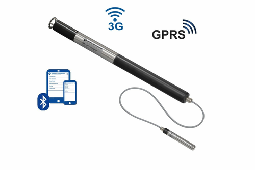 WR-3G compact - GPRS, Bluetooth
